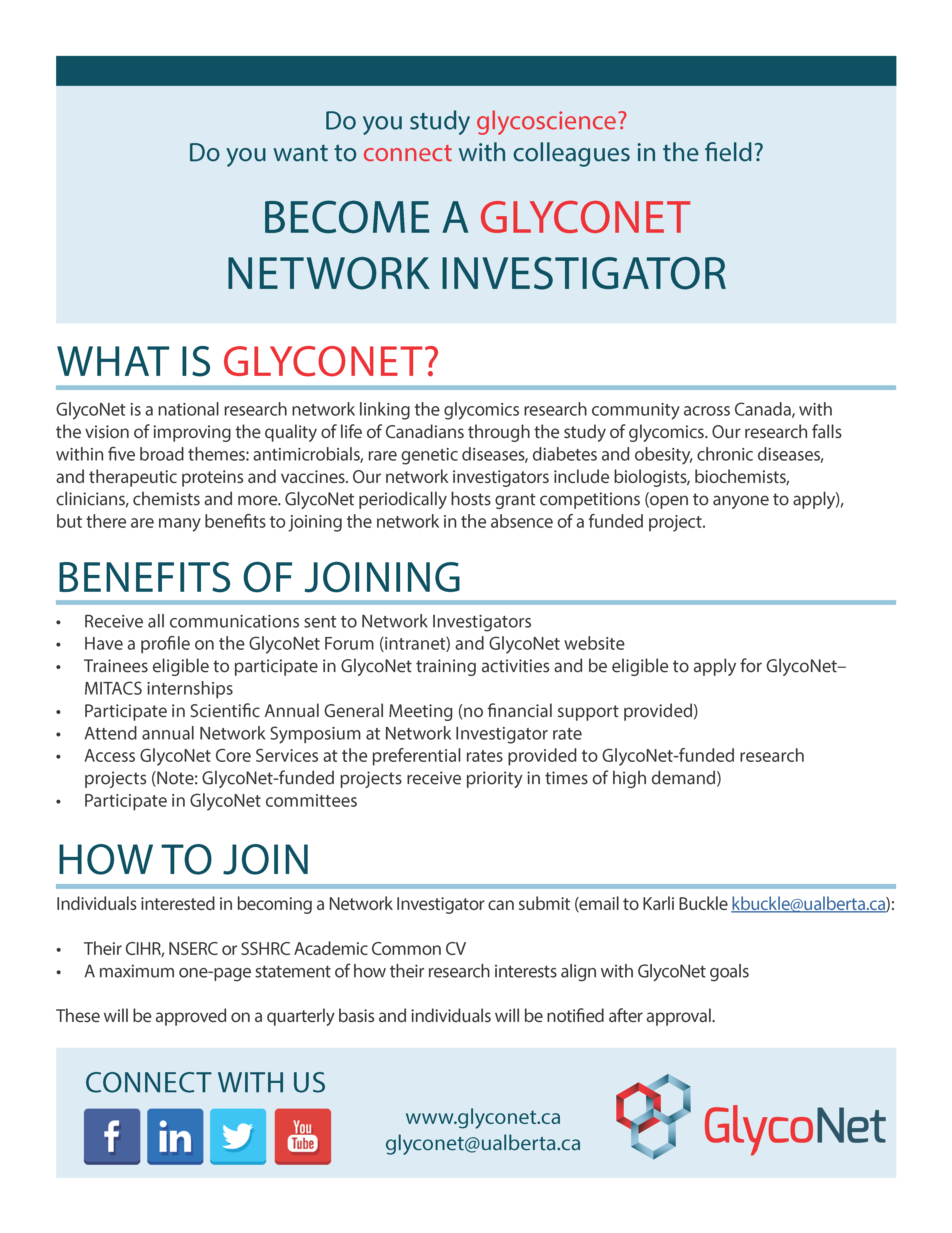 what is glyconet